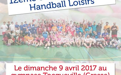 TOURNOI LOISIRS – PAYS DE GRASSE HANDBALL