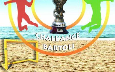 Sandball «Chall'Ange BARTOLI» à Mandelieu