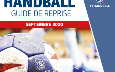 GUIDE DE REPRISE DU HANDBALL